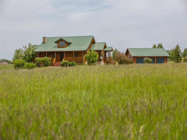 480 Moose Crossing, Gallatin Gateway, MT 59730 (MLS #300134) :: Black Diamond Montana