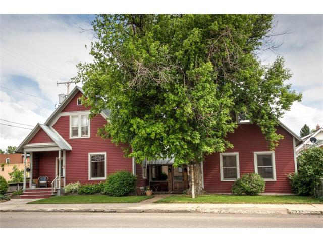 215 W Lewis Street, Livingston, MT 59047 (MLS #300278) :: Black Diamond Montana
