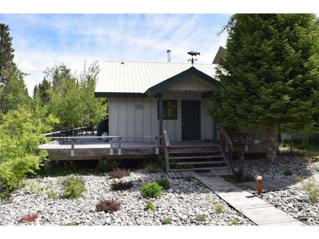 141 Black Moose, West Yellowstone, MT 59758 (MLS #300471) :: Black Diamond Montana