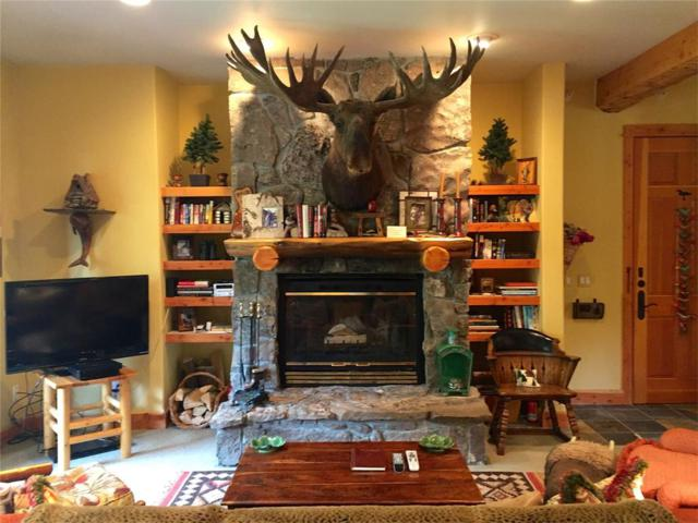 2000 Lone Moose Drive #203, Big Sky, MT 59716 (MLS #300475) :: Black Diamond Montana
