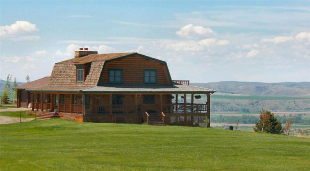600 Bear Crossing Road, Gallatin Gateway, MT 59730 (MLS #300514) :: Black Diamond Montana