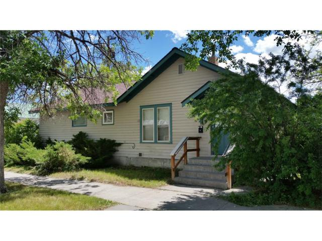 611 W Geyser Street, Livingston, MT 59047 (MLS #300559) :: Black Diamond Montana