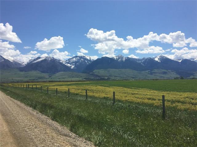 TBD Cow Trail, Livingston, MT 59047 (MLS #300604) :: Black Diamond Montana