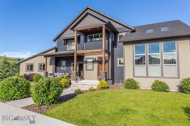 2525 Creekwood Drive, Bozeman, MT 59715 (MLS #300610) :: Hart Real Estate Solutions