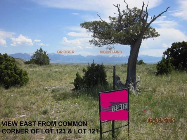 Lot 121 Little Jo Trail, Manhattan, MT 59714 (MLS #300642) :: Black Diamond Montana