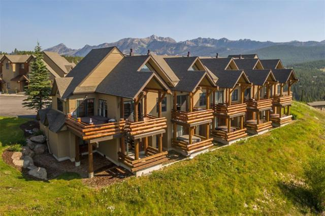 7 Saddle Ridge Road J-1, Big Sky, MT 59716 (MLS #303815) :: Black Diamond Montana