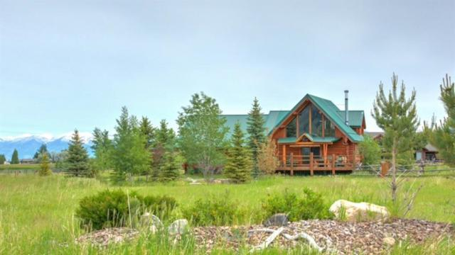 450 N Low Bench, Gallatin Gateway, MT 59730 (MLS #303902) :: Black Diamond Montana