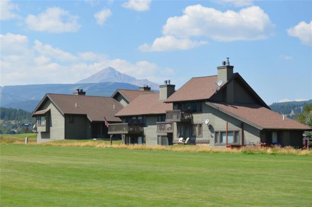 74 Yellowstone Spur Road 74C, Big Sky, MT 59716 (MLS #304132) :: Black Diamond Montana