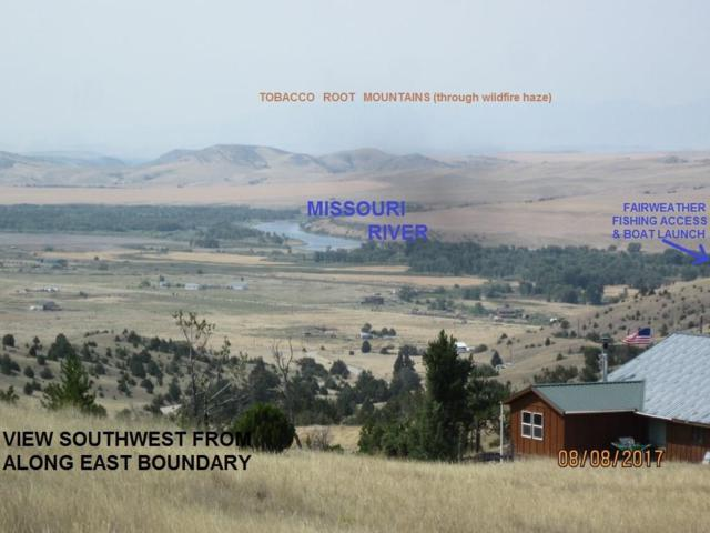 Lot 826 Crystal Mountain Road, Three Forks, MT 59752 (MLS #304196) :: Black Diamond Montana