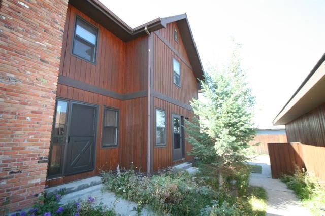 512 Firehole Avenue 4, West Yellowstone, MT 59758 (MLS #304297) :: Black Diamond Montana