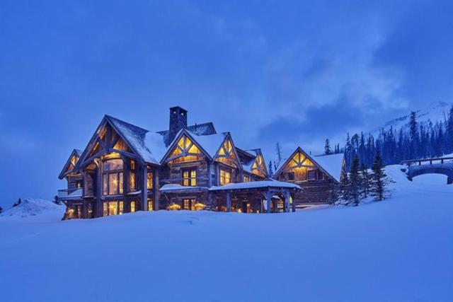 16 Cowboy Heaven Spur Road, Big Sky, MT 59716 (MLS #305583) :: Black Diamond Montana