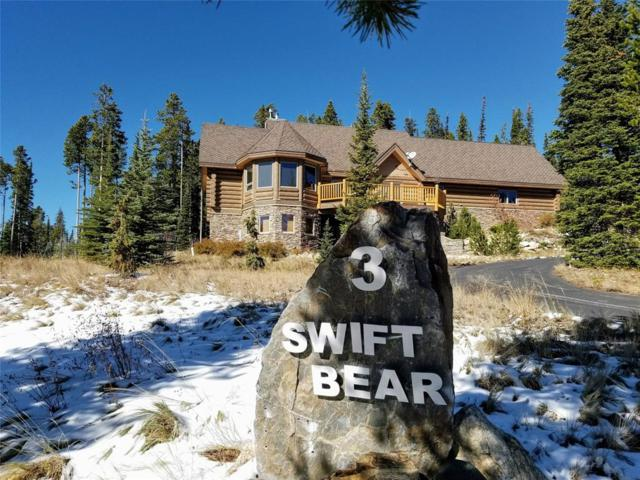 3 Swift Bear Road, Big Sky, MT 59716 (MLS #308042) :: Black Diamond Montana