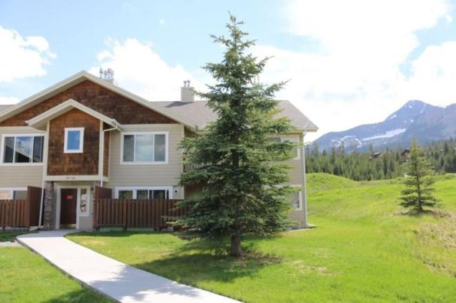 13 Moose Ridge Unit 50 Road, Big Sky, MT 59716 (MLS #308048) :: Black Diamond Montana