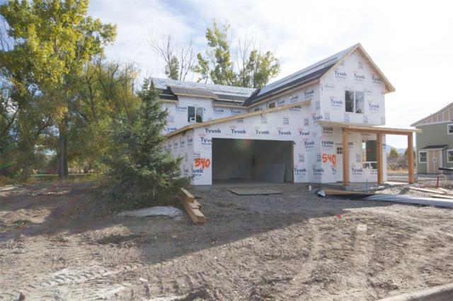 540 Valley Drive, Bozeman, MT 59715 (MLS #308101) :: Black Diamond Montana