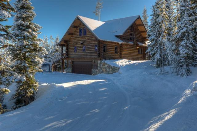 36 Low Dog Road, Big Sky, MT 59716 (MLS #310947) :: Black Diamond Montana