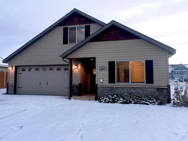 1207 Wyoming Street, Belgrade, MT 59714 (MLS #312153) :: Black Diamond Montana