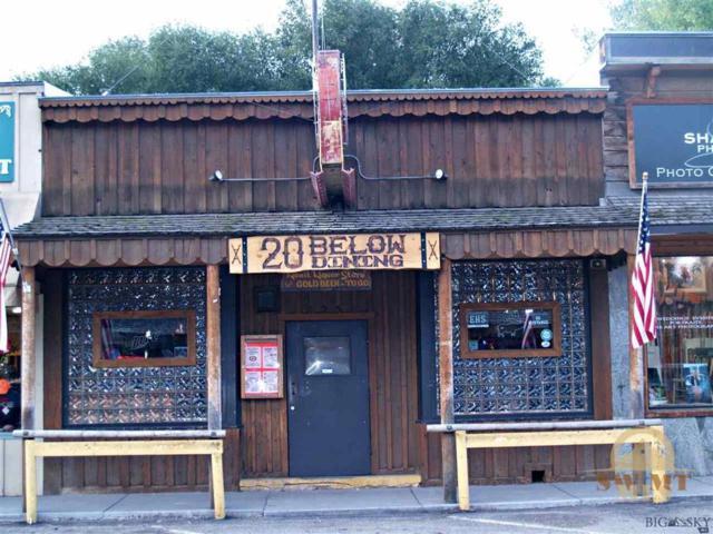 125 Main Street, Ennis, MT 59729 (MLS #312343) :: Black Diamond Montana | Berkshire Hathaway Home Services Montana Properties
