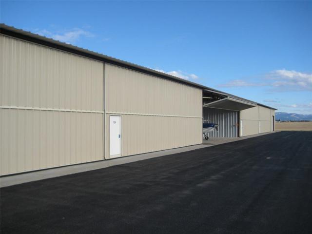 118-126 Airport Hangers, Belgrade, MT 59714 (MLS #312419) :: Black Diamond Montana | Berkshire Hathaway Home Services Montana Properties