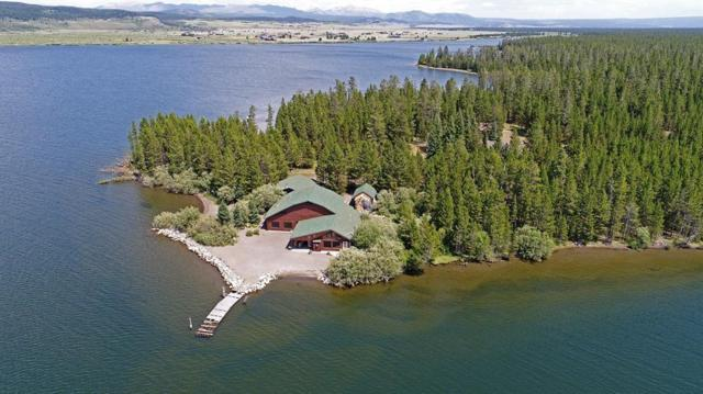 17 Rainbow Point East, West Yellowstone, MT 59758 (MLS #312753) :: Black Diamond Montana | Berkshire Hathaway Home Services Montana Properties