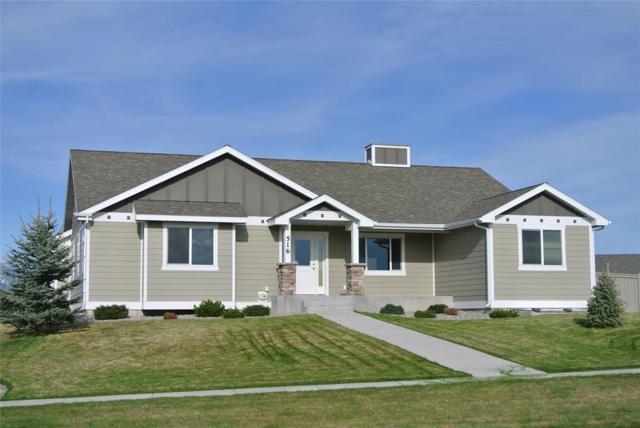 516 Circle F Trail, Bozeman, MT 59718 (MLS #312949) :: Black Diamond Montana | Berkshire Hathaway Home Services Montana Properties