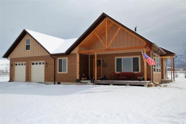80 Cinnamon Bear Court, Gallatin Gateway, MT 59730 (MLS #314267) :: Black Diamond Montana | Berkshire Hathaway Home Services Montana Properties