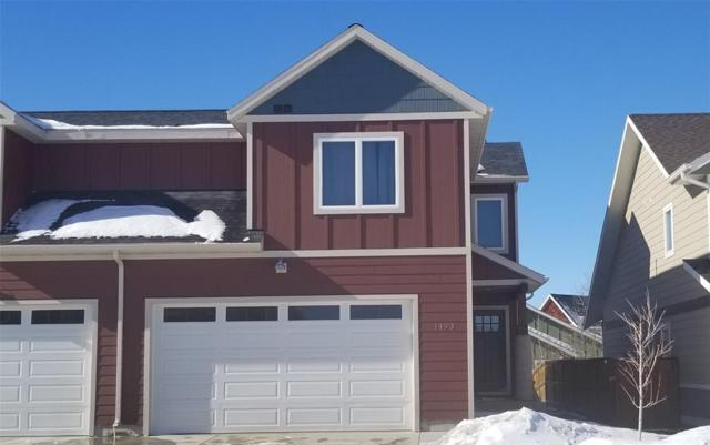 1493 Tempest Court, Bozeman, MT 59718 (MLS #314327) :: Black Diamond Montana | Berkshire Hathaway Home Services Montana Properties