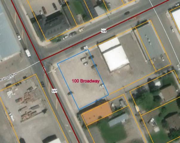 100 Broadway, Townsend, MT 59644 (MLS #314369) :: Black Diamond Montana | Berkshire Hathaway Home Services Montana Properties