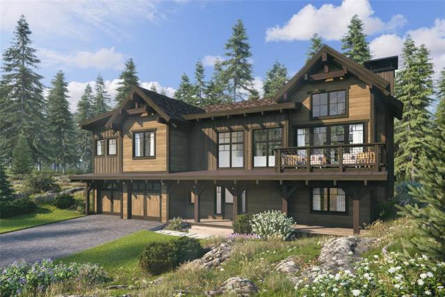 124 Outlook Trail #4, Big Sky, MT 59716 (MLS #314389) :: Black Diamond Montana | Berkshire Hathaway Home Services Montana Properties