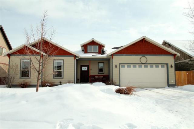 436 Christopher Way, Bozeman, MT 59718 (MLS #314478) :: Black Diamond Montana | Berkshire Hathaway Home Services Montana Properties