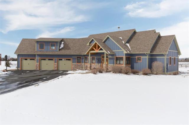 81 Rocking Horse Drive, Bozeman, MT 59718 (MLS #314484) :: Black Diamond Montana | Berkshire Hathaway Home Services Montana Properties