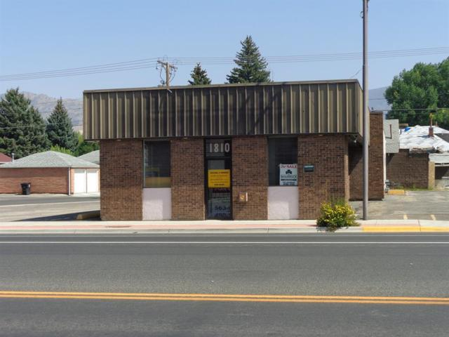 1810 Harrison Avenue, Butte, MT 59701 (MLS #314499) :: Black Diamond Montana