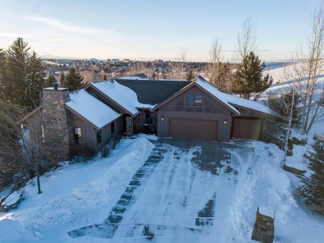 719 Oconnell Dr, Bozeman, MT 59715 (MLS #314626) :: Black Diamond Montana | Berkshire Hathaway Home Services Montana Properties