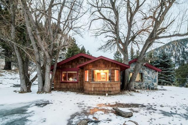 69315 Gallatin Road, Gallatin Gateway, MT 59730 (MLS #314634) :: Black Diamond Montana | Berkshire Hathaway Home Services Montana Properties
