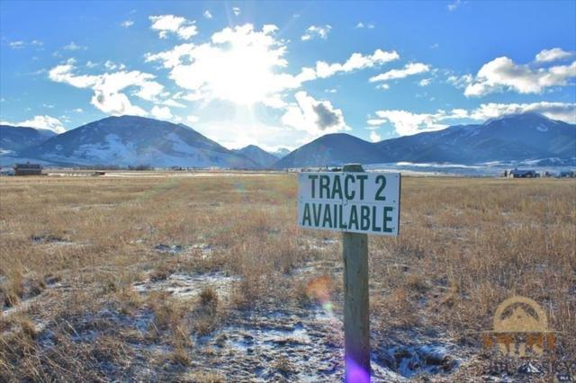 Lot 2 Morgan Trail, Livingston, MT 59047 (MLS #315785) :: Black Diamond Montana | Berkshire Hathaway Home Services Montana Properties