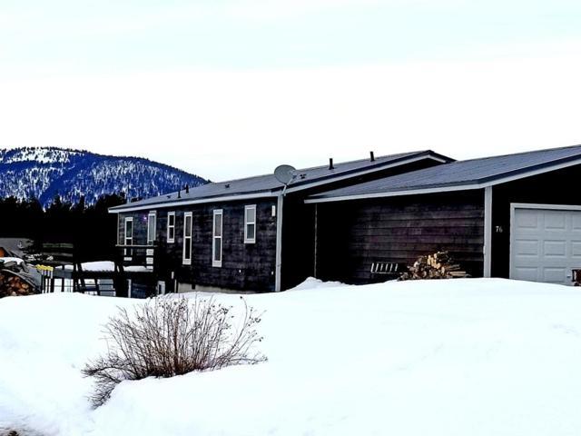 76 Buffalo Drive, West Yellowstone, MT 59758 (MLS #317395) :: Black Diamond Montana | Berkshire Hathaway Home Services Montana Properties