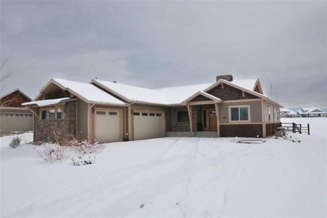 146 Parklands Trail, Bozeman, MT 59718 (MLS #317526) :: Black Diamond Montana | Berkshire Hathaway Home Services Montana Properties