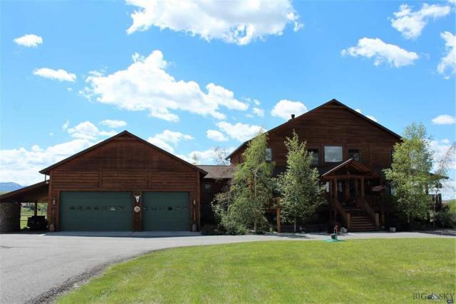 1530 Cougar Drive, Bozeman, MT 59718 (MLS #317672) :: Black Diamond Montana