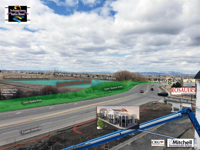 TBD Main & Huffine Street, Bozeman, MT 59718 (MLS #317810) :: Black Diamond Montana | Berkshire Hathaway Home Services Montana Properties