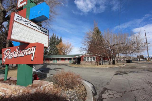 4 Parkway Drive, Livingston, MT 59047 (MLS #317823) :: Black Diamond Montana | Berkshire Hathaway Home Services Montana Properties