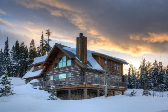 4 Manitou Loop, Fraction H, Big Sky, MT 59716 (MLS #317834) :: Black Diamond Montana | Berkshire Hathaway Home Services Montana Properties