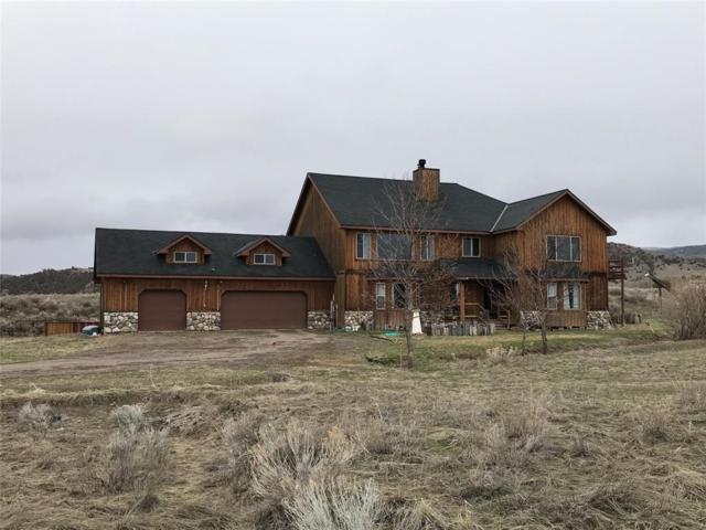 12500 Big Davis Road, Three Forks, MT 59752 (MLS #317839) :: Black Diamond Montana | Berkshire Hathaway Home Services Montana Properties