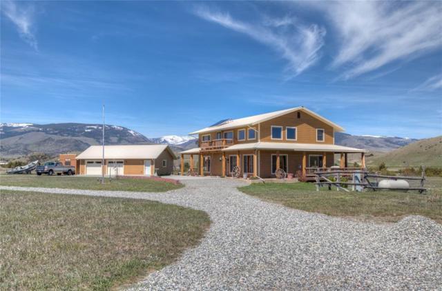 43 Eastep Lane, Livingston, MT 59047 (MLS #317911) :: Black Diamond Montana | Berkshire Hathaway Home Services Montana Properties