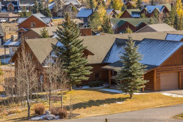 7 Ringneck Road #7, Big Sky, MT 59716 (MLS #318095) :: Black Diamond Montana