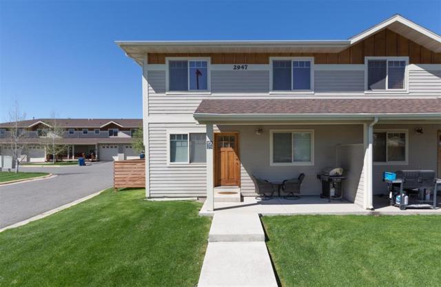 2947 N 27th #25, Bozeman, MT 59718 (MLS #319190) :: Black Diamond Montana | Berkshire Hathaway Home Services Montana Properties
