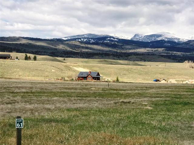 Lot 61 Sky View, Ennis, MT 59729 (MLS #319307) :: Black Diamond Montana
