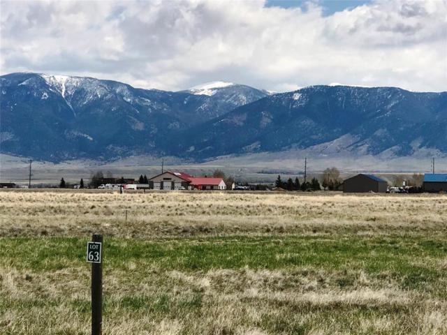 Lot 63 Sky View, Ennis, MT 59729 (MLS #319310) :: Black Diamond Montana