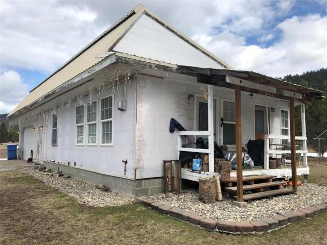 968 Hammer Cutoff Road, Libby, MT 59923 (MLS #319366) :: Black Diamond Montana   Berkshire Hathaway Home Services Montana Properties
