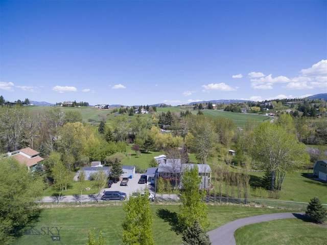 3115 Sourdough Road, Bozeman, MT 59715 (MLS #319466) :: Hart Real Estate Solutions