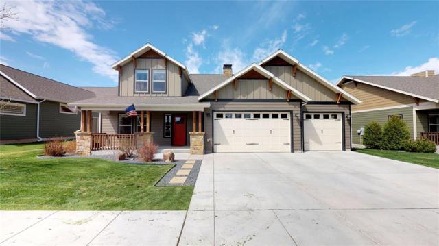 153 Pattee Trail, Bozeman, MT 59718 (MLS #319487) :: Black Diamond Montana | Berkshire Hathaway Home Services Montana Properties
