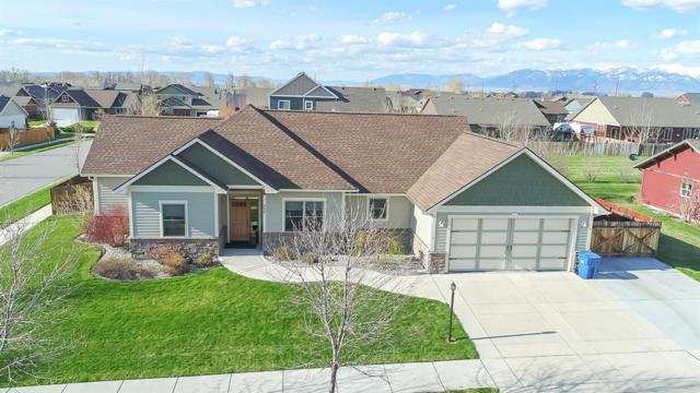 298 Cedar Wood Circle, Bozeman, MT 59718 (MLS #319726) :: Black Diamond Montana | Berkshire Hathaway Home Services Montana Properties